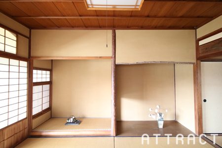 田尻歴史館和室02